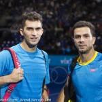 Rojer Tecau Barclays ATP Finals Londen 2015 4123