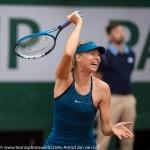 Maria Sharapova RG 2018 4014