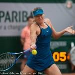 Maria Sharapova RG 2018 4047