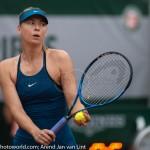 Maria Sharapova RG 2018 4050