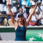 Maria Sharapova RG 2018 7222