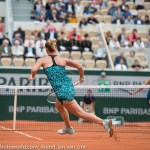 Richel Hogenkamp RG 2018 Maria Sharapova 6449