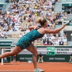 Richel Hogenkamp RG 2018 Maria Sharapova 6919
