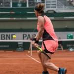 Svetlana Kuznetsova tegen Muguruza RG 2018 6046