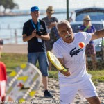 Umag 2018 Beach tennis Bahrami Ivanisevic 0689