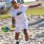 Umag 2018 Beach tennis Bahrami Ivanisevic 0692
