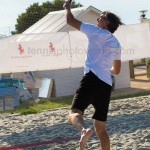 Umag 2018 Beach tennis Bahrami Ivanisevic 0725