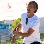 Umag 2018 Beach tennis Bahrami Ivanisevic 0726