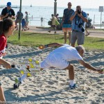 Umag 2018 Beach tennis Bahrami Ivanisevic 6360