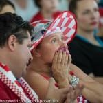 Umag 2018 voetbal finale Kroatië Frankrijk 2-4  1473