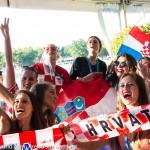 Umag 2018 voetbal finale Kroatië Frankrijk 2-4  7330