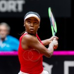 Francoise Adanda Fed Cup 2019 9231