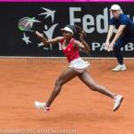 Francoise Adanda Fed Cup 2019 9484