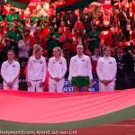 Openening vlag Wit Rusland FC NL WR 2246