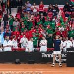 Wit Rusland Bank en fans 2827